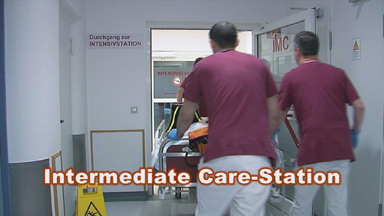 Zwischenpflegestation entlastet Intensivmedizin